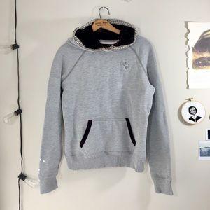 Ezra Fitch special edition hoodie velvet beaded